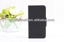 cell phone leather holster case for iphone 5