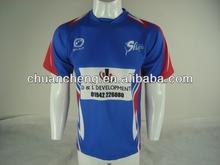 Men's Cheap Custom Full Sublimation rugby football shirt
