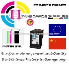 Factory - Remanufactured Inkjet Cartridge 301XL Black Show Inkjet Level, Capacity: 17 ml