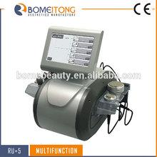 cavitation & tripolar & vacuum tripolar rf liposuction equipment