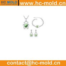 Resin Machining deep hole Custom jewelry cards