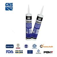 light grey silicone sealant fixing silicone sealant