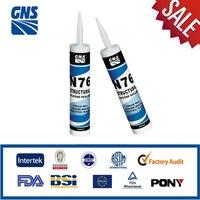 silicone sealant production line 100% silicon sealant clear silicone adhesive sealant
