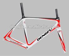 Light di2 T700 toray carbon road bike frame 60cm