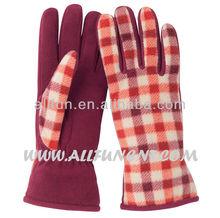 Print Polar Fleece Gloves