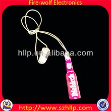 Christmas flashing led necklace,led flashing necklace