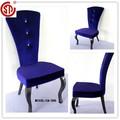 Imitación de madera silla de comedor OA-896