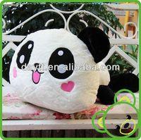 cartoon characters plush &stuffed panda toys diy stuffed toys panda