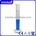 joan de vidrio de laboratorio de medición de fabricante de cilindros