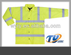 Reflective safety clothing for workepalce for man