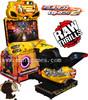 Popular simulator driving game machine FF Motor racing arcade machine
