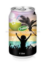 acqua di cocco giovane 330 ml