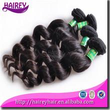 Top fashion unprocessed virgin peruvian hair extensions synthetic braiding hair