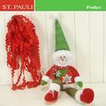 de color rojo y verde del muñeco de nieve de navidad 2014 catálogo de regalos