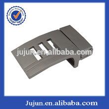 Elegant fashion style pressing buckle alloy belt buckle