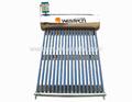 Westech kompakt basınçsız güneş enerjili su ısıtıcı