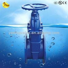 6 inch rising stem gate valve picture