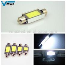 New led light festoon light in car 12v 24v led auto light license plate light