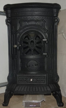 Factory selling cast iron stove BSC309