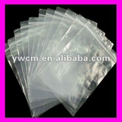Transparent custom plastic ldpe zip lock bag