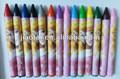 4 / 6 / 8 / 10 / 12 / 14 / 16 / 18 / 20 / 24 10 mm * 100 mm buena calidad colores crayón