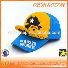 Hot Sale Cotton Printed Children Cap/ Winter Hat Manufacture