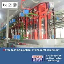 nouveau procédé de zinc électrolytique usine de placage de métaux