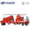 Hot Sale Popular Mobile Crushing Stone Station with High Capacity