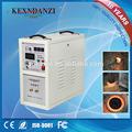 Boa venda 35kw alta freqüência de indução de aço/ferro/sucata de metal/liga de fundição de forno/equipamentos/máquina/dispositivo/gerador/poder