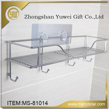 Newest kitchen designs with china produce metal kitchen chelf for storaging save room space