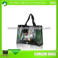 Amusement Park PP Non Woven Gift Bags