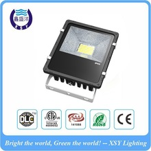 DLC cETLus SAA C-Tick CE 50w led flood light with SMD chip MeanWell driver