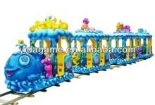 Ocean Party Amusement park rides track trains
