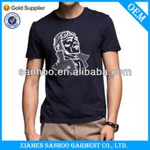 Custom Fashion Best Quality Cotton Spandex Men'S T Shirts Cheap
