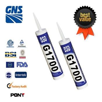 best glue acetoxy good adhesion silicone sealant