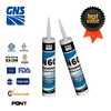 Good quality glue acetic sanitary silicone sealant
