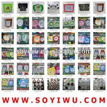 QUARTZ ANALOG LED WALL CLOCK Manufacturer from Yiwu Market for Clock