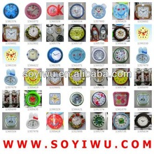 ANTIQUE WHITE WOOD TABLE CLOCK Manufacturer from Yiwu Market for Clock