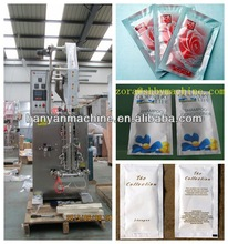 5g Shampoo Small Sachet full Automatic Liquid Packing Machine(CE Certificate)