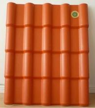 Alibaba plastic roof shingles high Fireproof Material