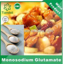Sıcak- satış fiyatı kaliteli monosodyum glutamat kullanımı tütün thetaste