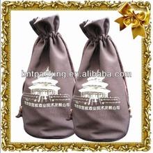 2014 New style drawstring cotton bag , cotton tote bag, cotton shopping bag