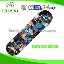 2014 new kids bamboo skateboard penny skateboard