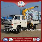 JMC mini New china 2 ton crane truck disesl heavy duty truck