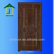 HDF wenge kerala door designs JL-0818