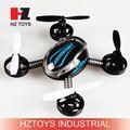 New 3d 2014 brandisse 6 axes. 10cm avion rc mini avion turbopropulseur quadcopter ufo