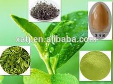 Green Tea Extract/ Green Tea Catechins & decaffeinated green tea extract polyphenol