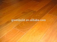 Promotion Natural Smooth Elm Engineered Wood Flooring