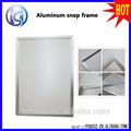 40mm complemento marco de aluminio, a1 cartel marco