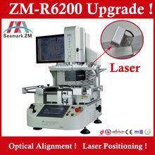 chip repair!xbox/ps3 repair bga rework station ZM-R6200 bga machine from Zhuomao paypal